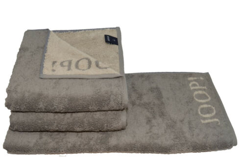 Classic 1600 6 x Gästetuch oder 6 x Seiftuch oder 6 x Waschhandschuh NEU JOOP