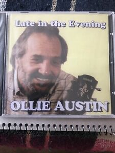 OLLIE-AUSTIN-LATE-IN-THE-EVENING-CD-New-And-Sealed