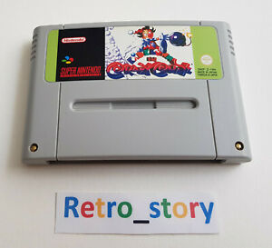 Super-Nintendo-SNES-Kid-Klown-In-Crazy-Chase-PAL-FAH
