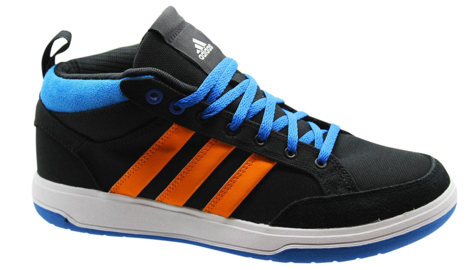 Adidas Sports Performance Oracle VI STR mittelhohe Herren-Sportschuhe schwarz