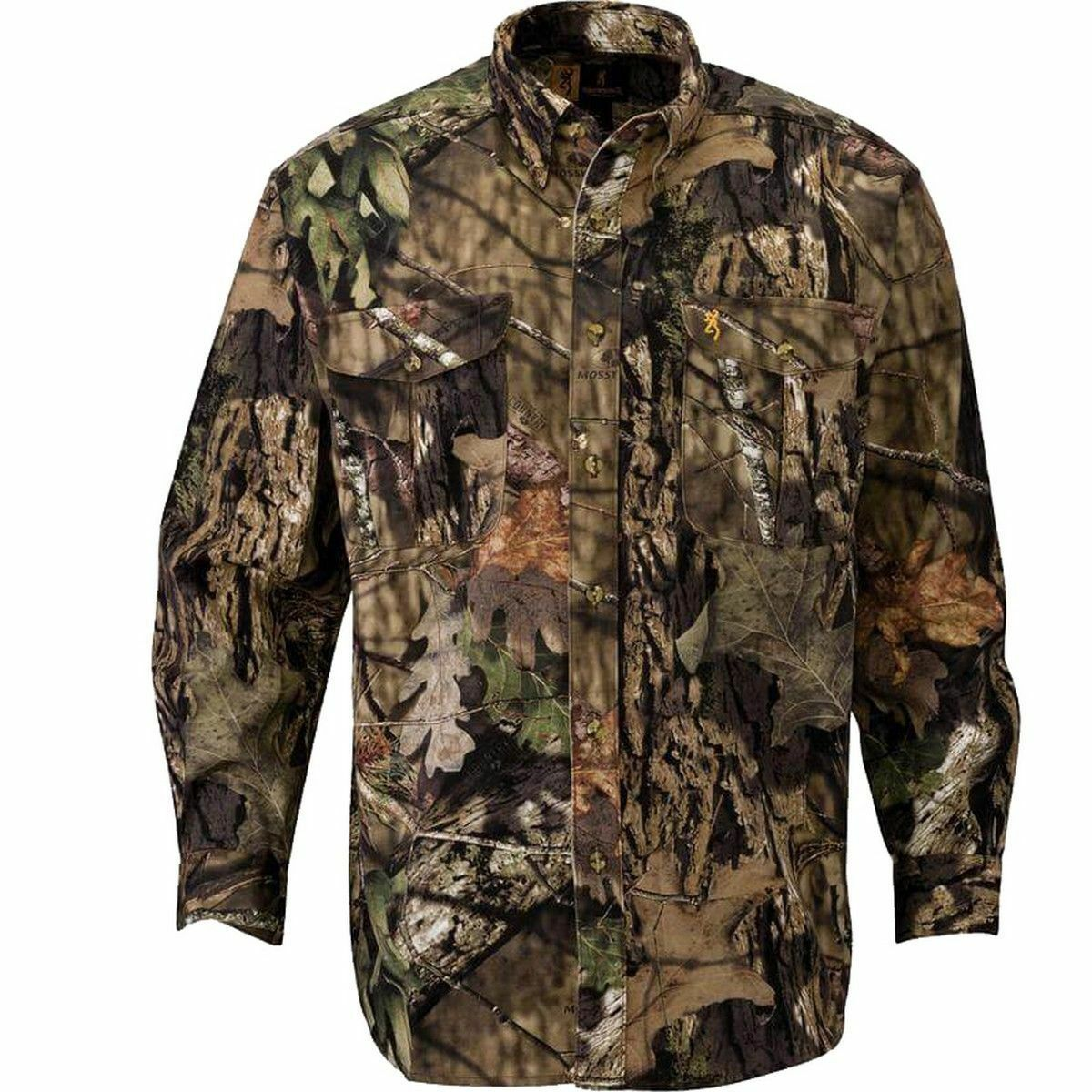 Browning Hells  Canyon Long Sleeve Shirt - 3014342802  all products get up to 34% off