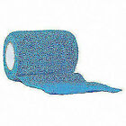 "First Aid Only First-aid Refill Flexible Cohesive Bandage Wrap 3"" X 5 Yd Blue"