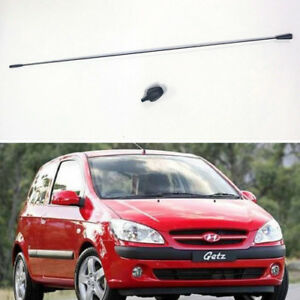 Details about Roof Pole Loop Antenna 2ea SET AM FM for Hyundai Getz Click  05-10 GENUINE OEM
