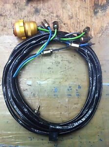 jeep willys m38 early headlight wiring harness g 740 image is loading jeep willys m38 early headlight wiring harness g