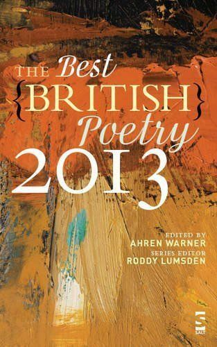 1 of 1 - The Best British Poetry 2013-ExLibrary