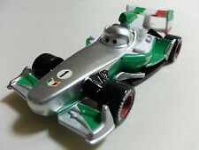 Mattel Disney Pixar Cars 2 Francesco Bernoulli With Metallic Finish 1:55 Loose *
