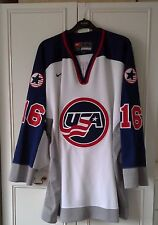 Nike Team USA Brett Hull Replica Ice Hockey Jersey - XXL