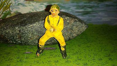 Bellissimo Figura Colon Baste-coba--soldado En Goma