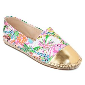 fd8146f66b4 Image is loading New-Lilly-Pulitzer-for-Target-Girls-039-Espadrilles-