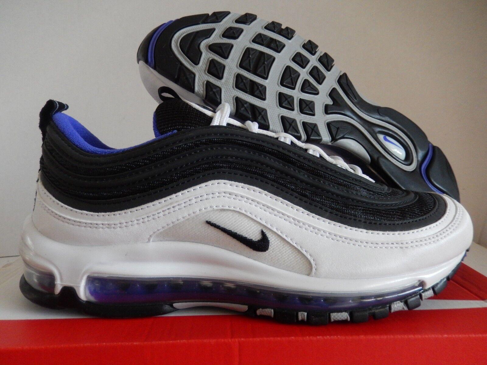 New Nike Air Max 97 Terry Cloth Size 11 Black White
