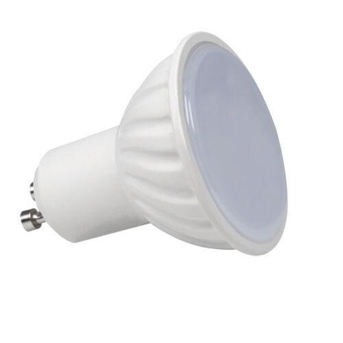 LED Strahler SMD TOMI Lampe GU10 5W 360Lm 3000K warmweiß 120° Kanlux Spot 230V