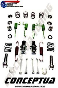 Rear-Handbrake-Shoe-Fitting-Kit-For-R32-GTR-Skyline-RB26DETT-NonV-Spec