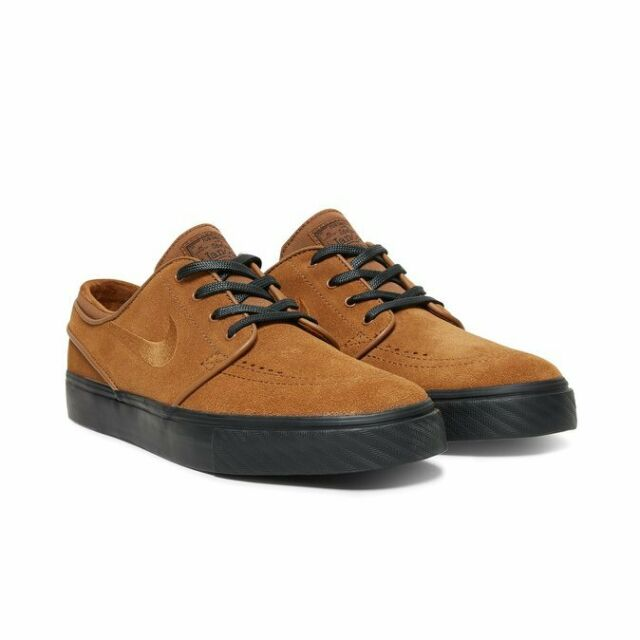 8252ee5dfa Nike SB Stefan Janoski Light British Tan Lifestyle Shoes 333824-218 Mens Sz  11