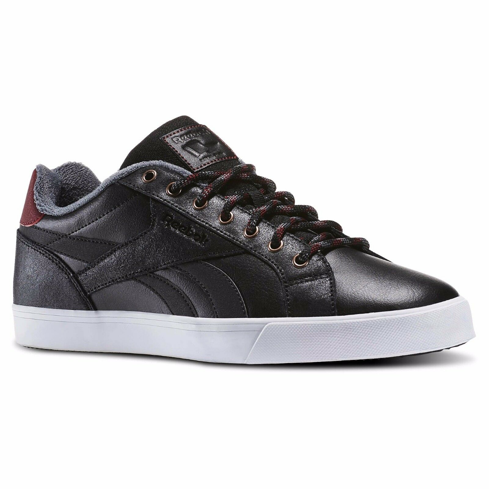 REEBOK ROYAL COMPLETE 2LW SHOE SHOES CLASSIC BLACK AR3225 (IN STORE