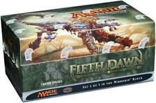 Magic the Gathering MTG Fifth Dawn Factory Sealed Theme Deck Box - 12 Decks