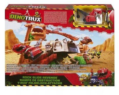 Dinotrux Rock Slide Revenge Vehicle Free Shipping