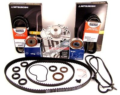 4 CYL- 2.3L HONDA ACCORD TIMING BELT & WATER PUMP KIT - Mitsuboshi Koyo Stone