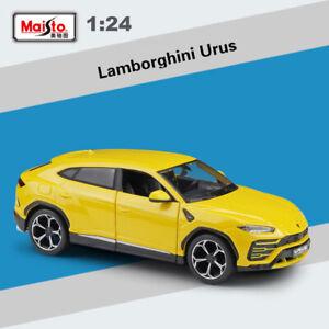 1:24 maisto Lamborghini uruguayos 2018 Yellow
