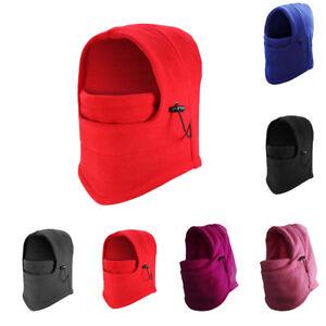 e0a03a670e1 Kids Windproof Ski Face Mask Balaclavas Hood Warm Hat for Motorcycle ...