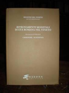NUMISMATICA-RITROVAMENTI-MONETALI-ROMANI-VENETO