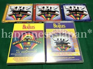The-Beatles-Magical-Mystery-Tour-2017-50th-Anniversary-Title-Set-7CD-5DVD-Press