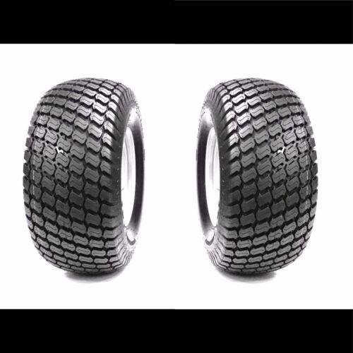 2 Turf Lawn Mower 22X9.50-10 Tires 22x9.50X10 22-950-10 4Ply LITEFOOT