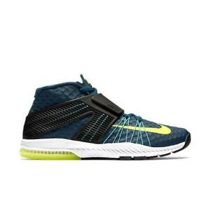 858f0cb5cf1c Image is loading Mens-NIKE-ZOOM-TRAIN-TORANADA-Mid-Turq-Trainers-