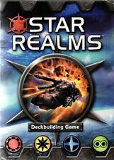 Star Realms deck-building card game (New)