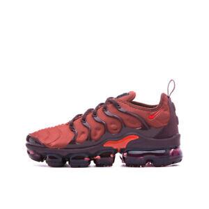 wholesale dealer f5efc d0768 Womens Nike Air Max Vapormax Plus BURNT ORANGE HABANERO RED ...