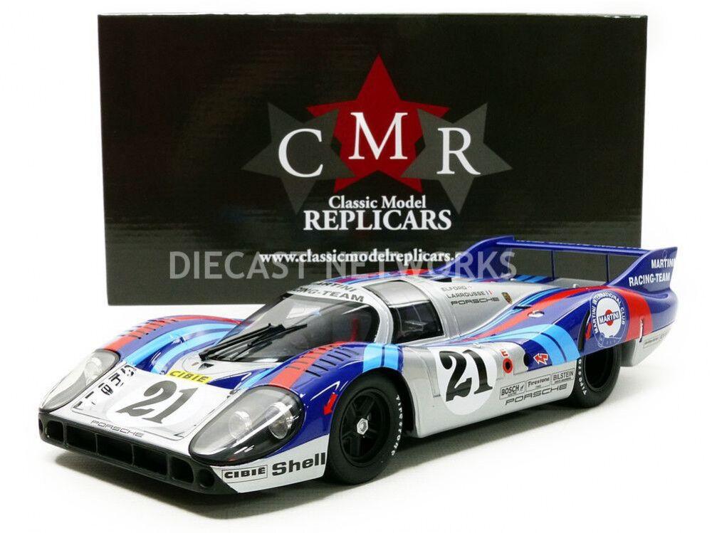 CMR - 1 18 - Porsche 917 Long Tail Martini-Le Mans 1971-CMR046
