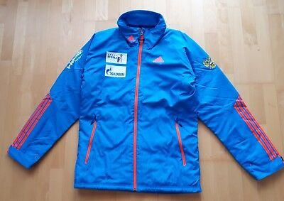 Herren Adidas Russian Biathlon UNI JKT M Winterjacke Gr. 3