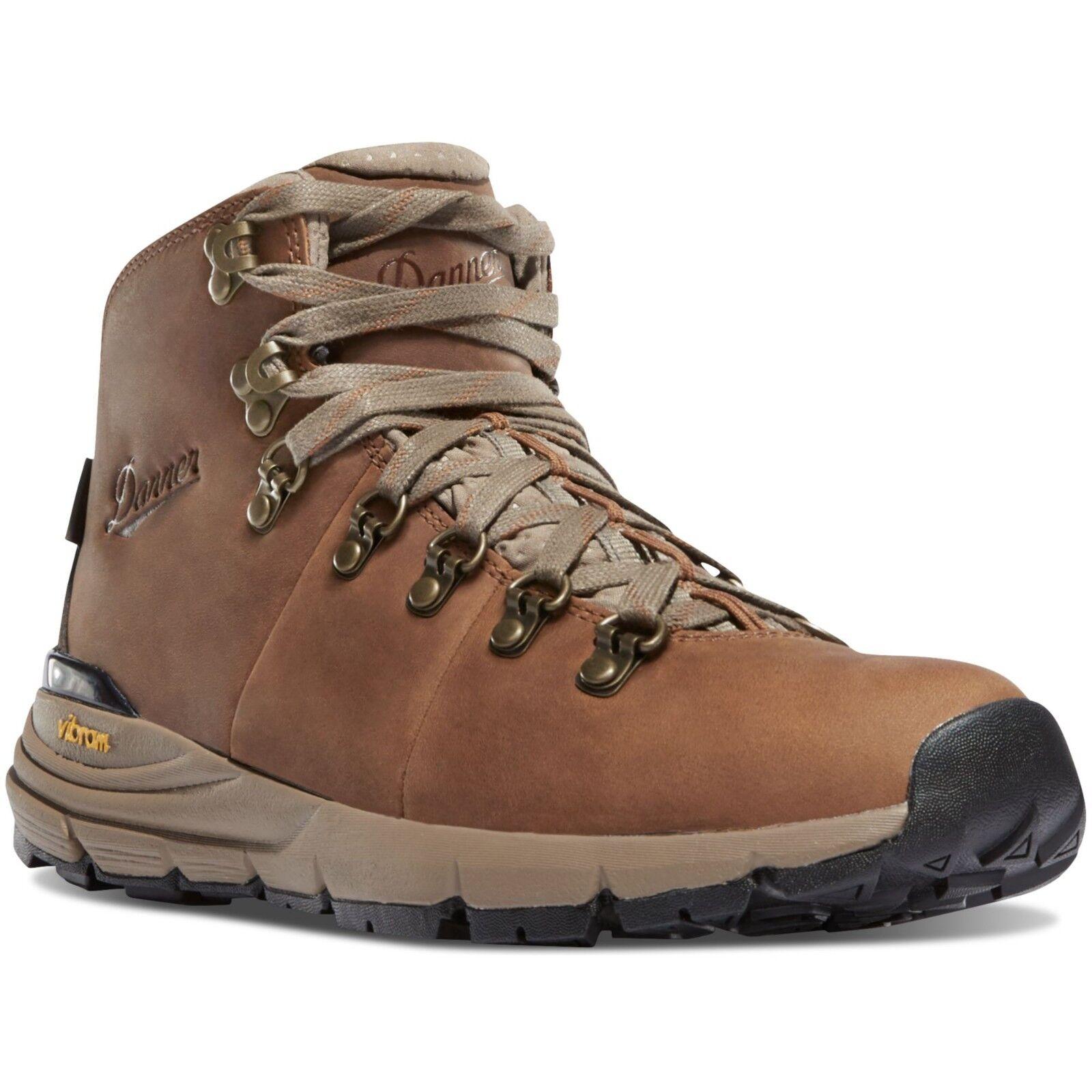 Danner Danner Danner 600 De Montaña Para Mujer 62251 4.5  Cuero Impermeable botas Senderismo Rico Marrón  Precio al por mayor y calidad confiable.