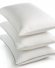Hotel Collection Siberian White Down KING Pillow Medium Density Bedding C245