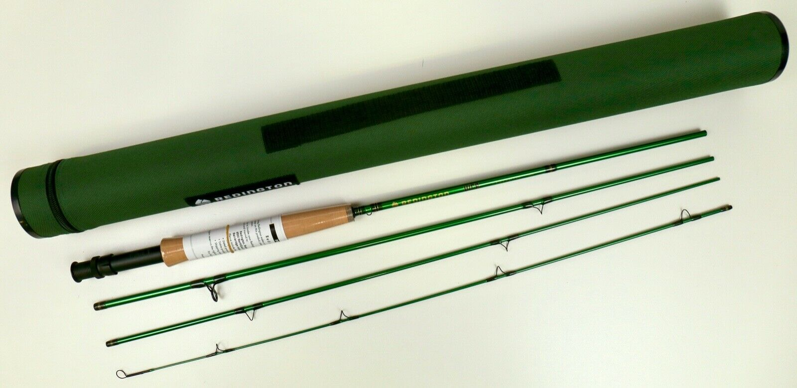 rossoington Vice Fly Rod 7' 6 3 WT FREE FAST SHIPPING 3764