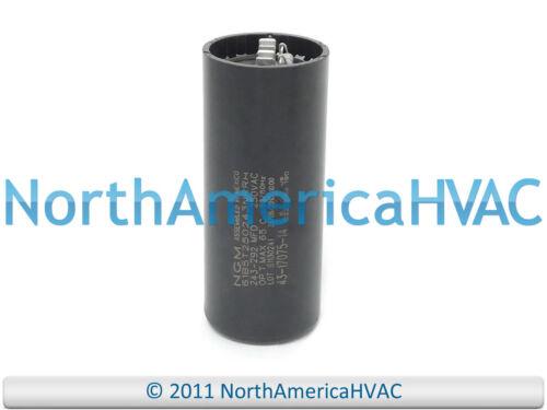 26.99Rheem Start Capacitor 43-17075-14 243-292MFD uf 250VAC