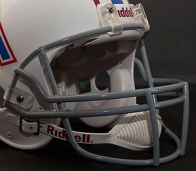 OPO Adult Football Helmet FACEMASK FACE MASK FACE GUARD Riddell Z2B RED