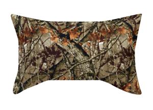 NIP~Mainstays Twin XL Microfiber Sheet Set Tree Camo Camouflage Print