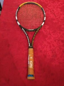 babolat pure storm_NEW 2008 Babolat Pure Storm Limited Edition 95 head 4 3/8 grip Tennis Racquet | eBay