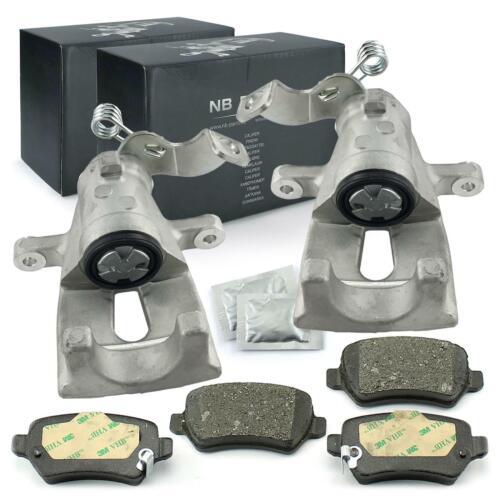 Bremsbeläge hinten Kia Ceed JD Pro Ceed Sportswagon 2x Bremssattel Bremszange