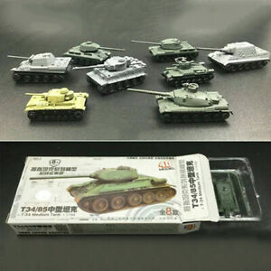 8pcs-WWII-Military-Army-Armor-Battle-Tank-4D-Assembled-Model-Play-Toy-Kit-1-144