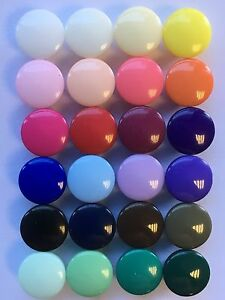 Small-Tiny-Shank-Buttons-Crafts-8mm-13L-Colour-Choice-amp-Pack-Sizes