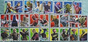 Star-Wars-Force-Attax-Clone-Wars-Series-4-Base-Card-Selection-166-192