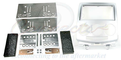 Double Din Car Stereo Fitting Facia Kit Connects2 MAZDA 5 2008
