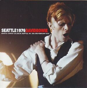 David Bowie  Seattle 1976  2CD  Japanese Only  Rare - London, United Kingdom - David Bowie  Seattle 1976  2CD  Japanese Only  Rare - London, United Kingdom