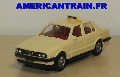 BMW 320i Taxi HO 1//87 Wiking