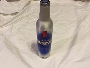 Image Is Loading MICHELOB ULTRA LIGHT BEER ALUMINUM BOTTLE 2006