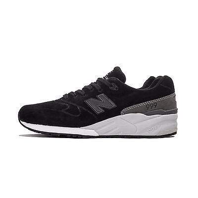 promo code 94ae5 354a2 $129 NIB Men's New Balance 999 Re-Engineered Suede MRL999BA Shoes 311 999  Bk | eBay