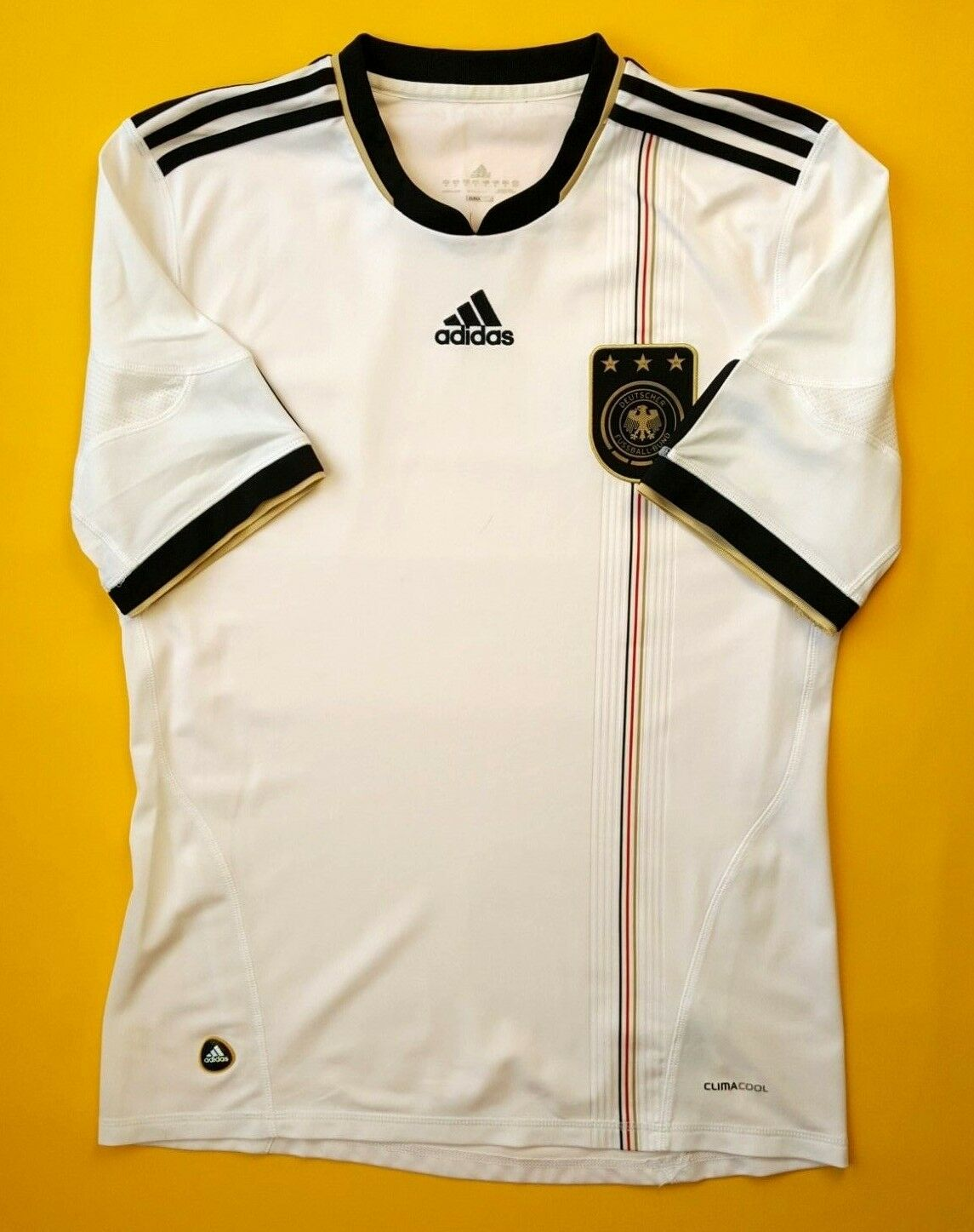 5 5 Germany soccer jersey MEDIUM MEDIUM MEDIUM 2010 2012 home shirt P41477 Adidas ig93 8553d4