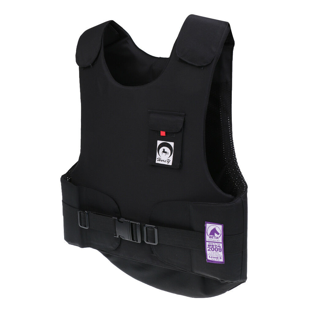 Horse Riding Body Prougeector Equestrian Eventer Safety Vest Adults Taille