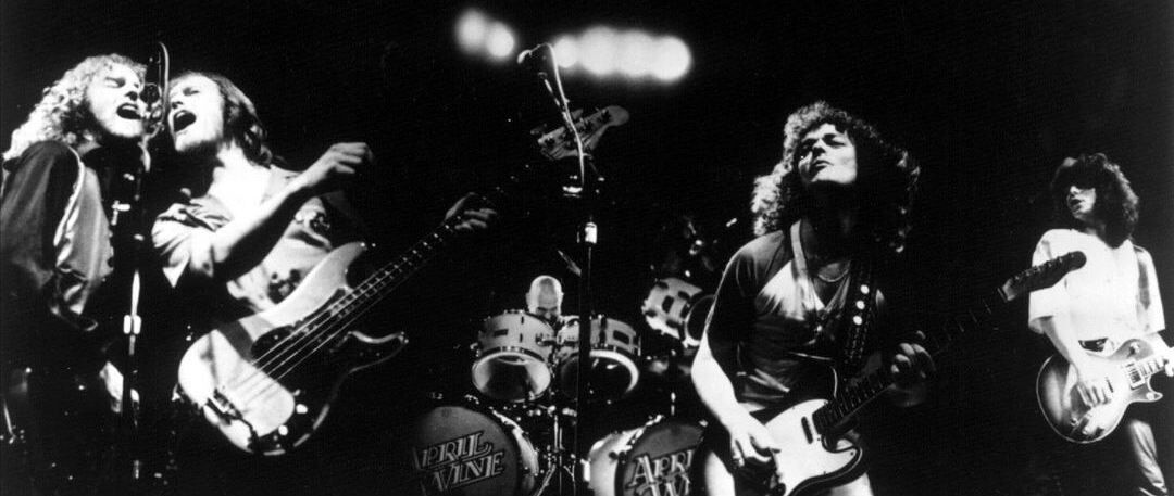 April Wine and Kip Winger